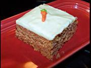 Carrot Cake - Gluten Free