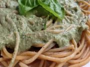 Creamiest Dairy-Free Oil-Free Pesto