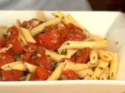 Homemade Tuna and Penne Pasta