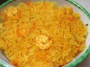 Shrimp Pulao