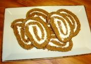 Pumpkin Swiss Rolls Part 2  - Finalization