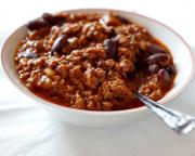 Favorite Chili Con Carne