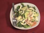Laotian Egg Salad Yum Salad