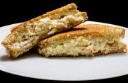 Spanish Style Tuna Melts
