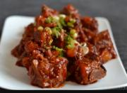 Chili Garlic Glazed Ribs