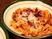 Butternut Squash Pasta Carbonara