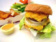 40 Healthiest American Burgers