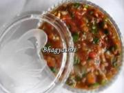 Homemade Smokey Mexican Salsa