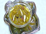 Quick Lapsi Halwa - Bulgar Wheat Sweet