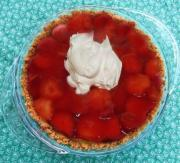 Glazed Strawberry Pie