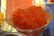 About Caviar at the Fancy Food Show