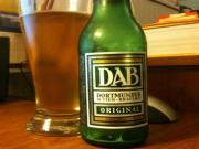DAB Dortmunder German Lager Beer Review