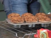 Gluten Free Vegan Carrot Muffin