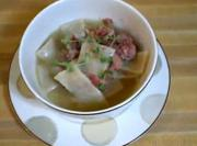 Southern Style Ham and Dumplings
