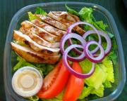 Simple Chicken or Turkey Salad
