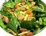 Orange Pepper Salad