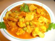 Spicy Aloo Gobi Curry