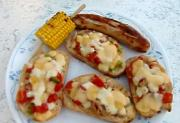 Pizza Bread Fillings