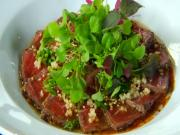Hawaiian Grown TV - Dash Gastropub - Beef Sashimi