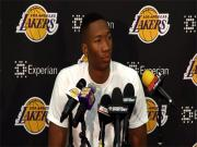 Wes Johnson Talks Kobe