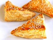 Sesame Cheese Pastries