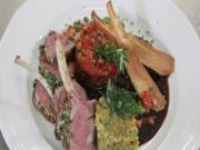 Good Food Ireland - Connermara Lamb with Herb & Mustard Crust