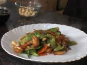 Mix Vegetables with Soy & Cashew Nuts
