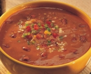 Rajma Soup (Protein and Iron Rich) by Tarla Dalal