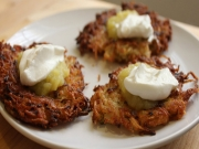 How to make Hanukkah Latkes