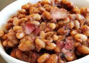 Pork and Lima Beans
