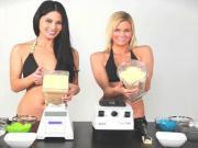 Ice Cream - Blendtec Vs. Vitamix - The Blender Babe Reviews