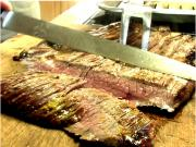 The general's flank steak
