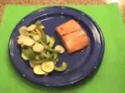 Soy And Ginger Salmon
