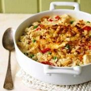 Kidney And Rice Casserole