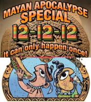 Mayan apocalypse food deals
