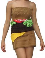 Food meets Fashion - getting creative