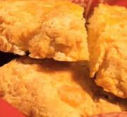Cheddar Cheese Scones with Paprika
