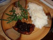 Black Currant Pork Chops