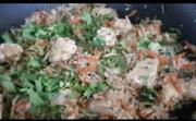 """How To Make One-Pan """"Tofuyani"""" or """"Tofumati"""" Rice Dish"""