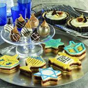 Vegetarian desserts for Hanukkah