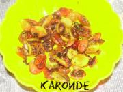 Tangy And Chatpate Karonde (Spicy Natal Plums)
