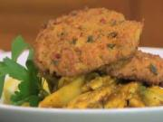 Leinenkugels Summer Shandy Crab Cakes