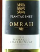 Getting To Know Plantagenet Omrah Unoaked Chardonnay 2010