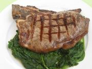 A hot steak to calm your man