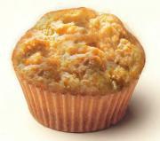 Apricot Bran Yogurt Muffins