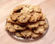 Gourmet cookies for Cookie Day Celebrations.