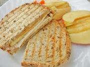 Grilled Apple Panini