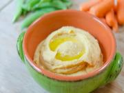 The Secret to Really Smooth Hummus (Homemade Hummus)