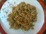 Spicy Masoor Dal Khichdi