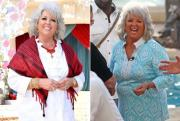 Paula Deen has lost 30 pounds in  6 months.
